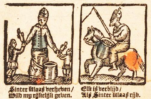 Imaxe medieval de san Nicolás