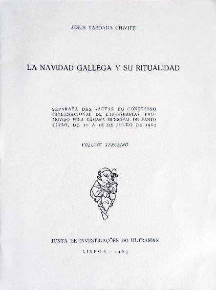 La Navidad gallega y su ritualidad (Ver páxinas 12 e 20)