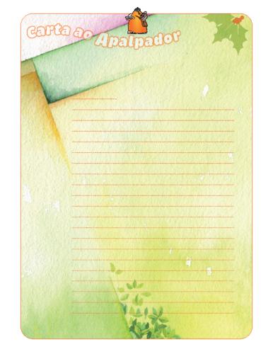 Carta para impresoras con marxes
