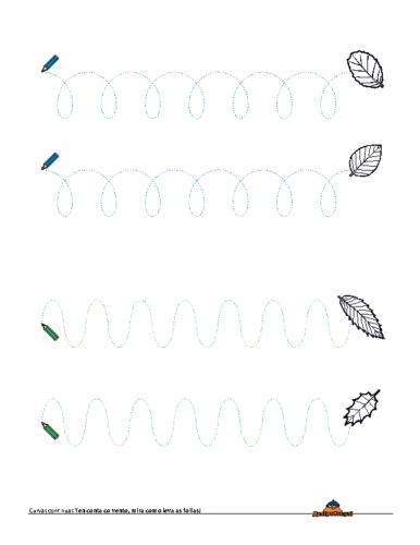Grafomotricidade Follas