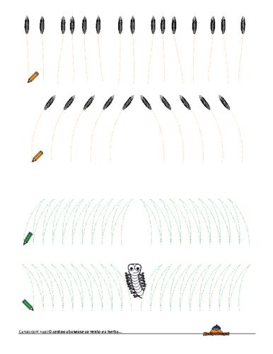 Grafomotricidade Herba