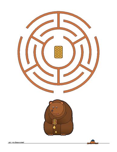 Labirinto Oso
